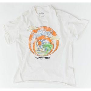 Urban Outfitters Beach Boys Tour Tee